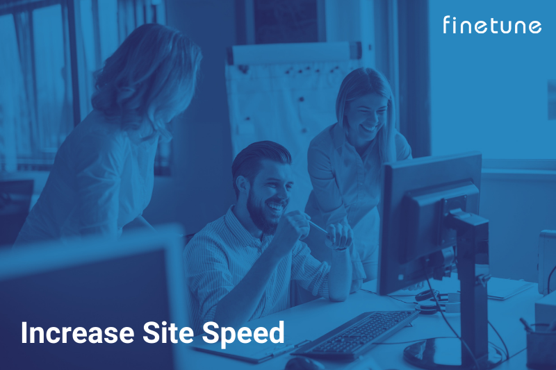 Increase site speed